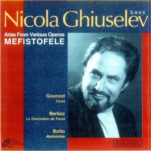 Nicola Ghiuselev, Varna Philharmonic Orchestra