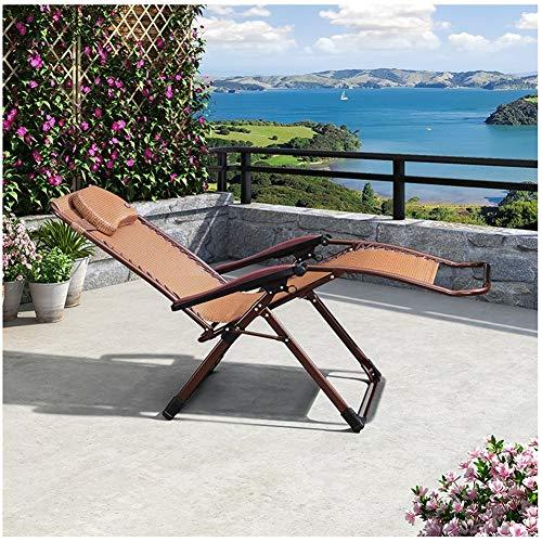 Métal Chaise longue, pliante Cabine de bronzage, 110 × 70 × 75 cm, 150 kg max.Résistant à la rouille, avec synthétique respirante Tissu for la plage Piscine extérieure Patio Jardin Camping c2025