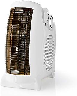 TronicXL - Calefactor eléctrico para baño, cocina, sótano, compacto, con termostato, para interior y exterior