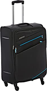 American Tourister Fiji Softside Spinner Luggage with 3 digit Number Lock