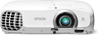 Epson Home Cinema 2030 1080p, HDMI, 3LCD, Real 3D, 2000 Lumens Color and White Brightness, Home Theater Projector