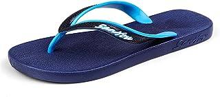 Men Sandals Mens Thong Classic Flip Flops Sandy Beach Slipper Comfortable Solid Summer Beach Sandals Comfortable