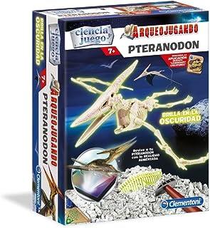 Clementoni- Arqueojugando Pteranodon, Multicolor, Miscelanea