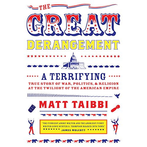 The Great Derangement audiobook cover art