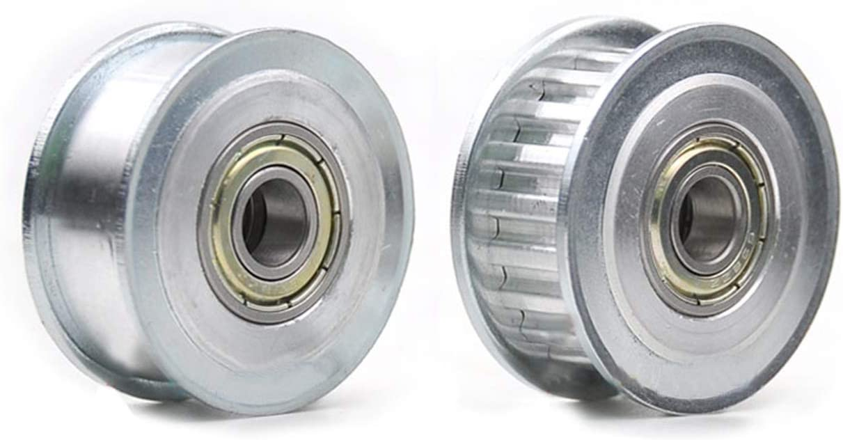 Pulleys 1Pcs XL18 Tooth To Double Idler Timing OFFicial store XL25 Pulley favorite