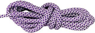 Lnrueg Basketball Running Athletic Sports Lightweight Portable Reusable Long Shoe Laces Reflective Decorative Simple Fashi...