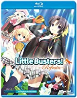 Little Busters Refrain/ [Blu-ray] [Import]