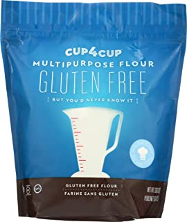 Cup4Cup (NOT A CASE) Gluten Free All Purpose Flour, 3 lb