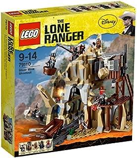 LEGO Disney The Lone Ranger Silver Mine Shootout w/ Minifigures | 79110
