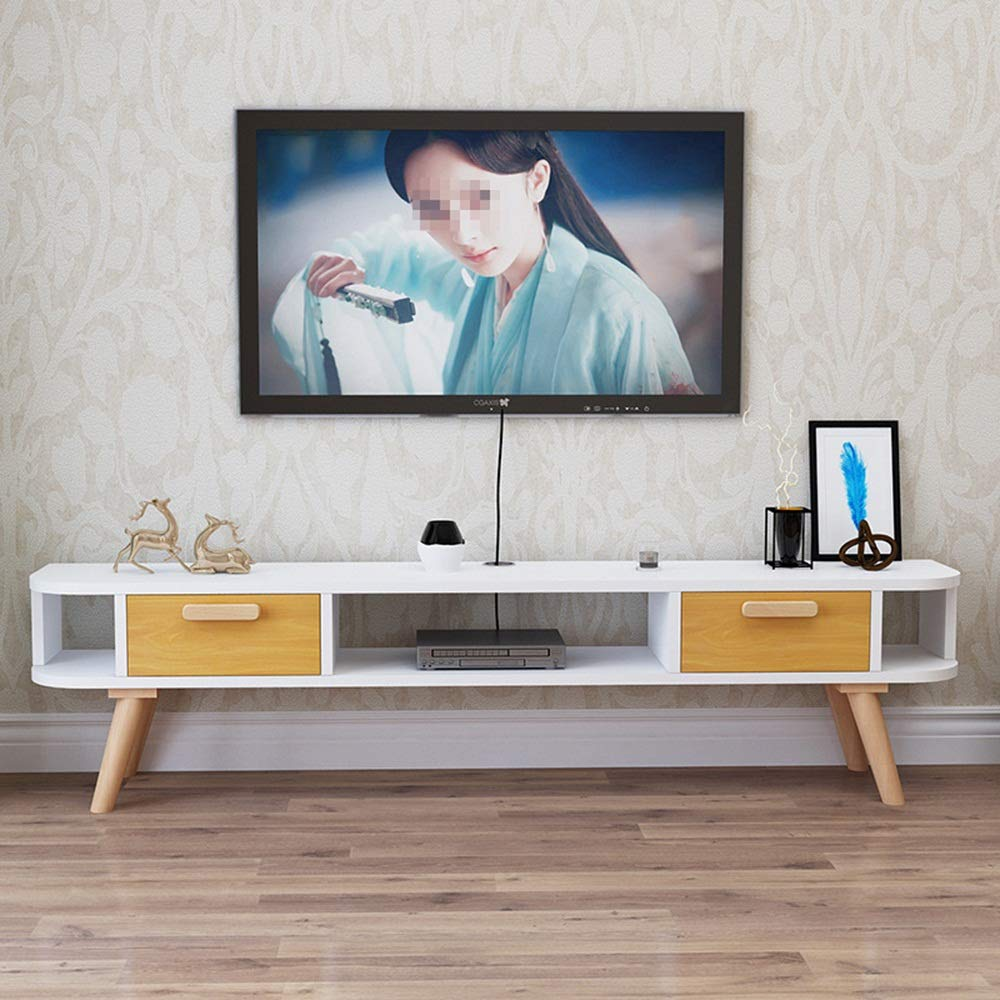 QuRRong Mueble para Televisor Muebles De Almacenamiento For La ...