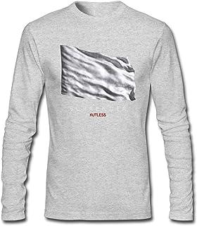 Kutless Surrender DIY Men's Long-Sleeve Fashion Casual Cotton T-Shirt