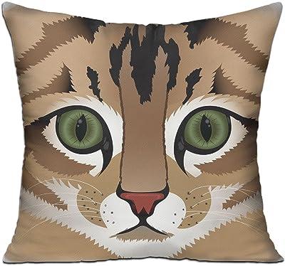 Amazon.com: Tigre colorido graphic cabeza decorativa de moda ...