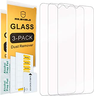 [3-PACK]-Mr.Shield For OnePlus 6T / OnePlus 7 [Tempered Glass] Screen Protector with Lifetime Replacement