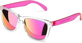 Fashion Sunglasses for Women,100% UVA/UVB Protection Mirrored Lens,FDA Standard Glasses