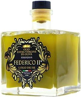 Voglia Di Puglia Olio Extravergine Di Oliva Da Olive Monovarietali Peranzana Tappo Fungo Versatore 500 ml