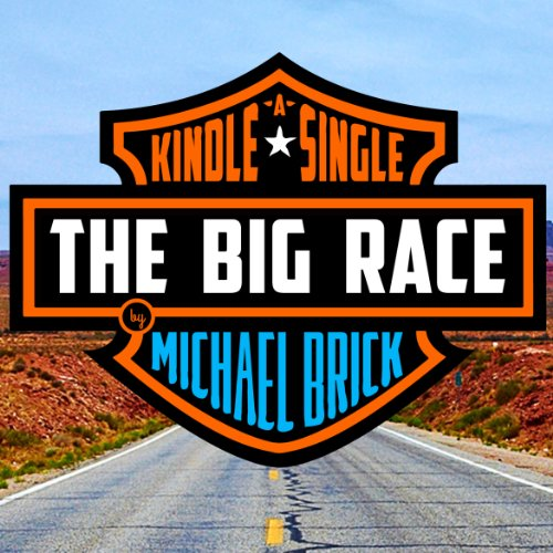 The Big Race audiobook cover art