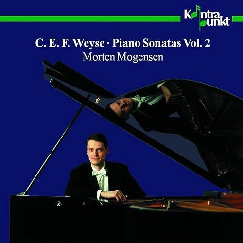Weyse: Piano Sonatas, Volume 2