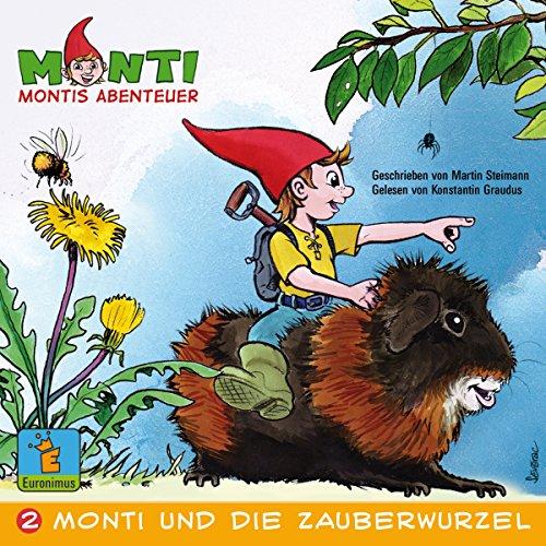 Monti und die Zauberwurzel Titelbild