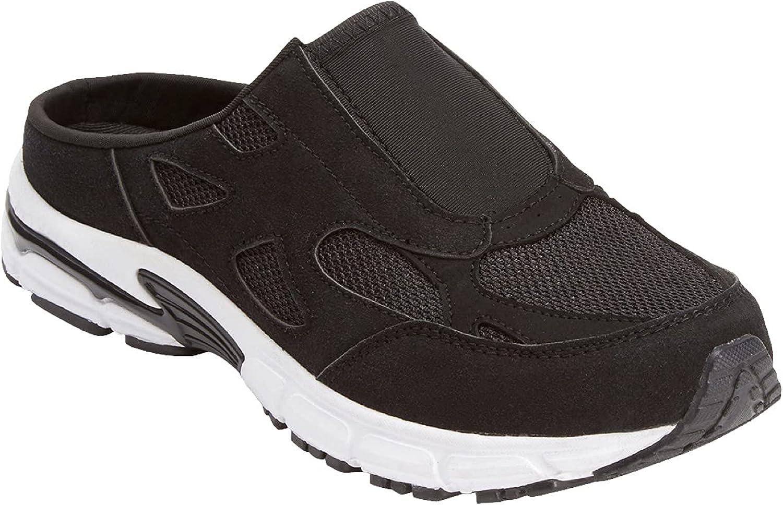 Comfortview Women's Wide Width Cv Sport Claude Sneaker