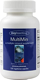 Allergy Research Group - Multi Min 120 caps