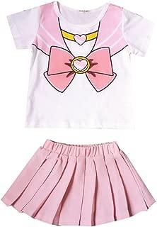 Acccity Halloween Baby Girls Sailor Moon Anime Cosplay Costume Skirt
