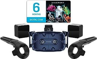 HTC VIVE Pro Starter Kit Virtual Reality System