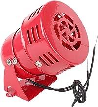 Aodesy AC 220V Horn 110dB MS-190 Industrial Motor Alarm Bell Siren Horn Sound Buzzer Siren Alarm