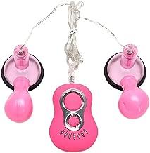 Vibrȁting N~ípplê Sucker Breast C-L-Itoris Stímulatór T-ô-уs for Women N~ípplê Pú-mp Ma^ssagér 7 Speed Vǐ^Bra-tör Adult Products