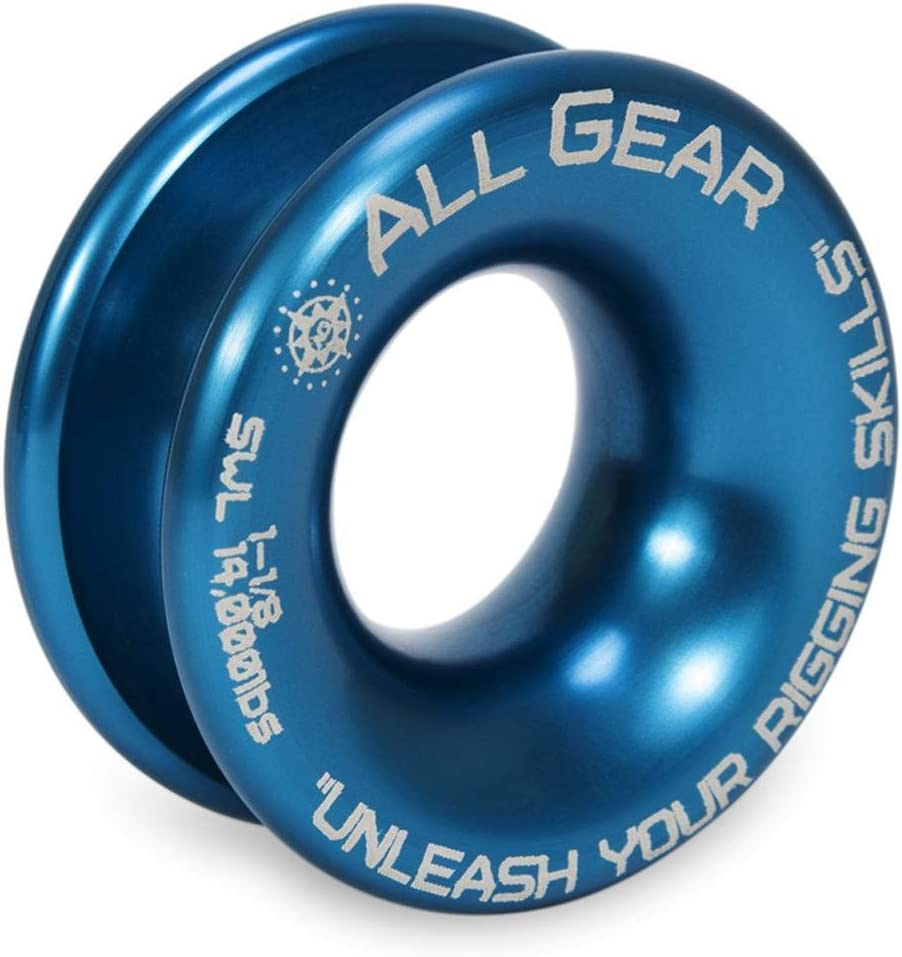 All Gear Inc. Low Friction Max 63% OFF Rope Ring Miami Mall Knot - Supply