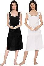 Ada Womens Cotton Suit Slip & Camisole Combo Set of 2 - A290456