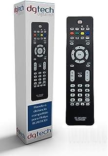 DigitalTech® - Mando de sustitución para televisores Philips RC2034301/01