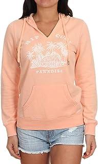 Rip Curl Rc Paradise Fleece Womens Pullover Hoody