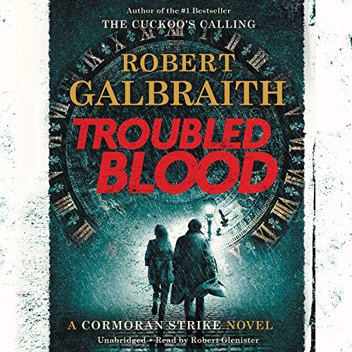 Troubled Blood (A Cormoran Strike Novel, 5)
