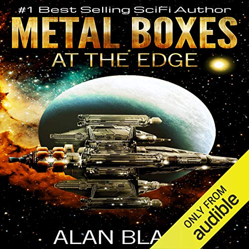 Metal Boxes - At the Edge  By  cover art