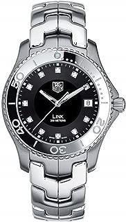Men's WJ1113.BA0575 Link Diamond Accented Quartz Bracelet Watch