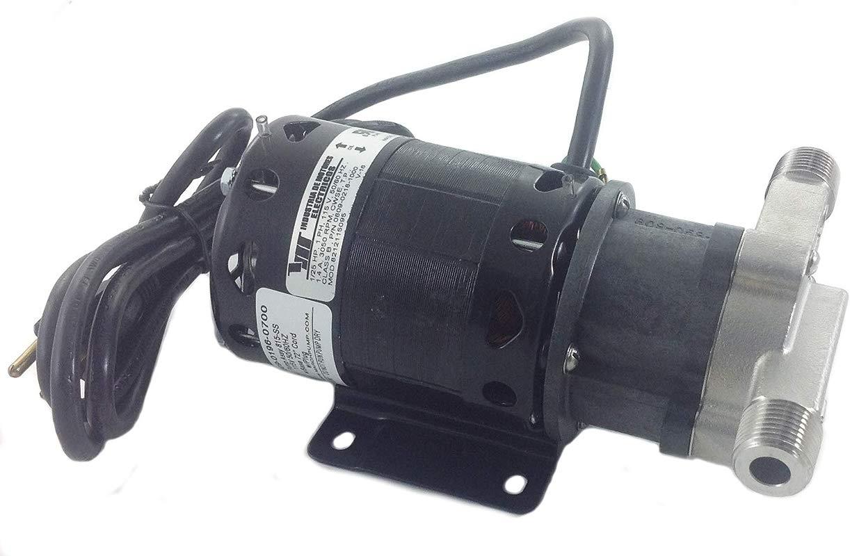 March 815 Stainless Steel Beer Pump