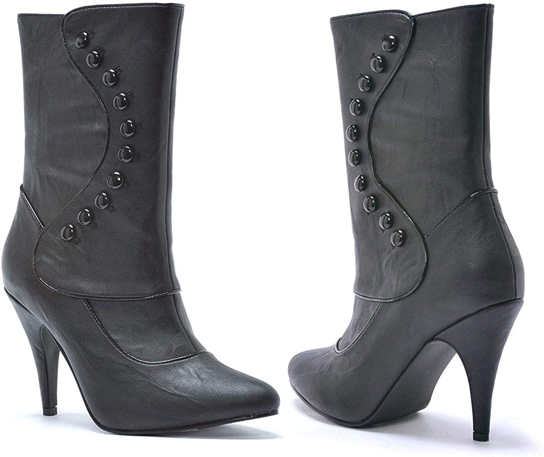 Ellie shoes E-418-Ruth 4  Heel Boot.