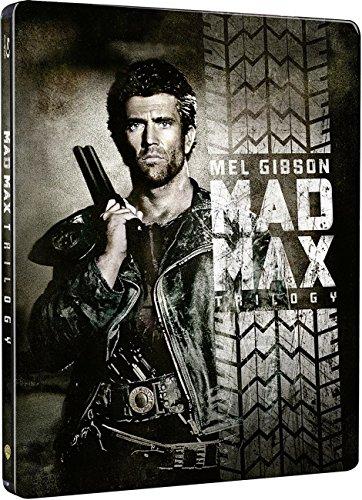 Mad Max - Edicion Metalica Trilogia Blu-Ray [Blu-ray]