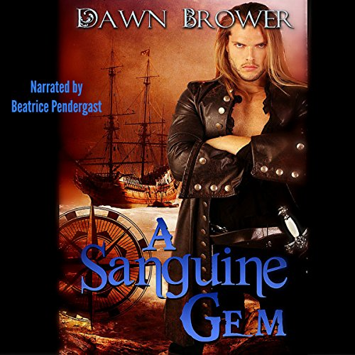 A Sanguine Gem audiobook cover art