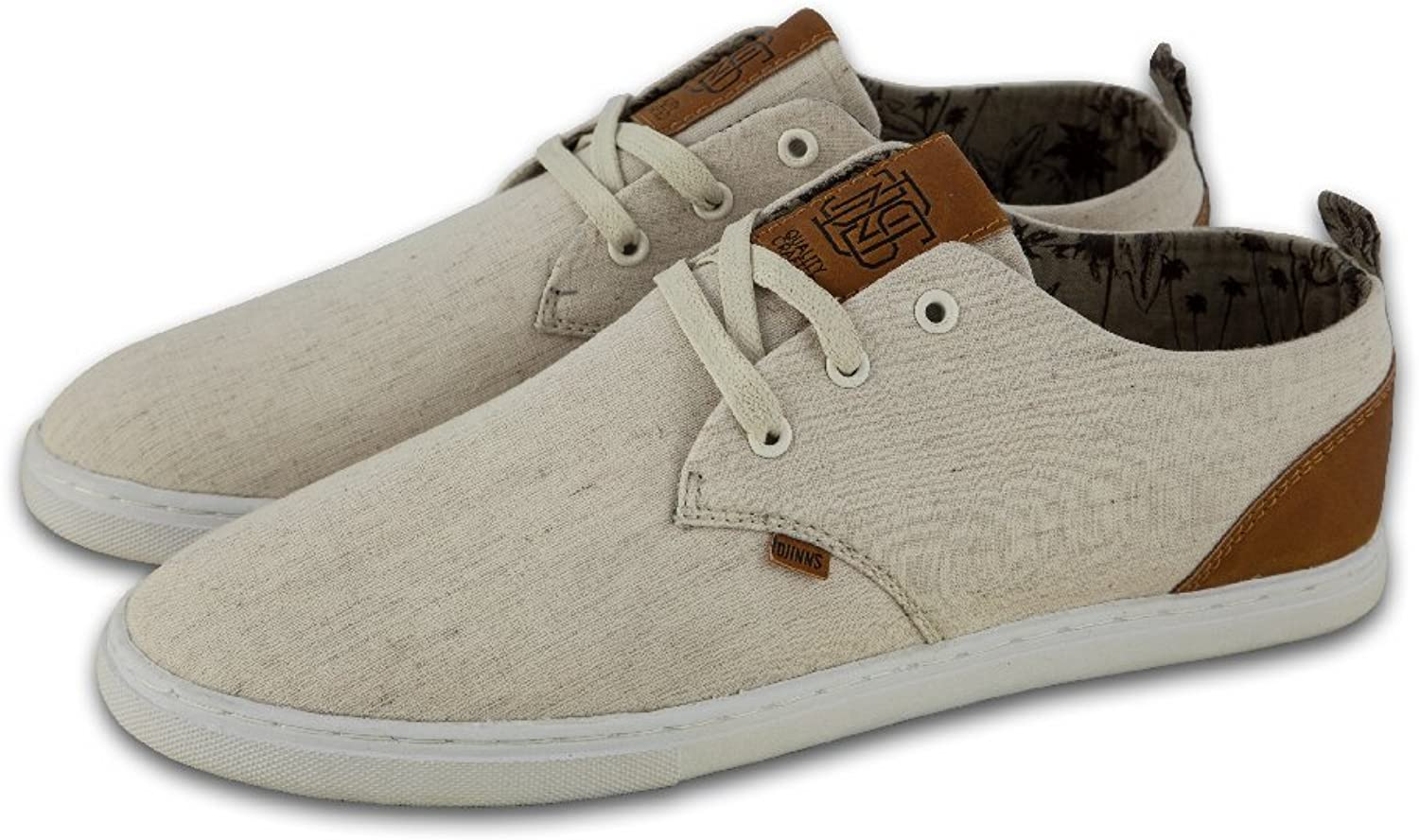 Djinns Sautope Low Lau Crashed Canvas Se