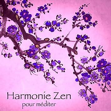 Harmonie zen pour méditer – Musique relaxante de bien-être et feng shui dans votre espace zen pour yoga et méditation