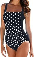 Women One Piece Push Up Padded Bikini Swimsuit Swimwear Bathing Suit Monokini