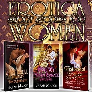 Erotica Short Stories for Women audiobook cover art