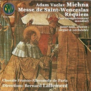 Adam Vaclav Michna: Messe de Saint-Wenceslas & Requiem