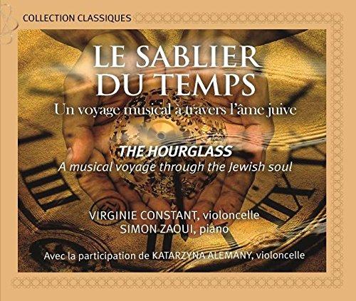 Sablier du Temps Moderne-Un Voyage Musical a Travers l Ame Juive