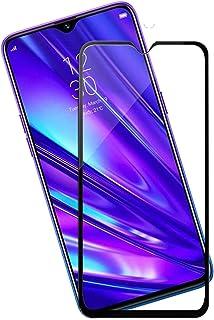 واقي شاشة 2.5D من Realme 5 Pro Anti Explosion واقي شاشة زجاجي كامل