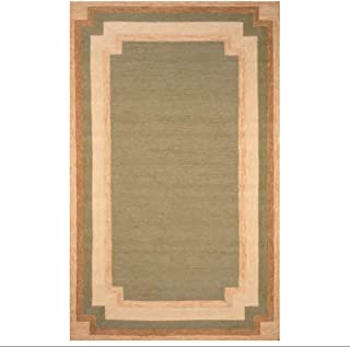 Liora Manne Ravella 1905/06 Border Green Area Rug 42 Inches X 66 Inches