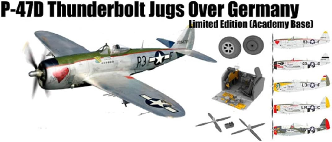 2021 100% quality warranty! model Eduard Models Jugs over Germany Edition Limited Aircraft
