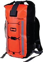 Overboard OB1157HVO waterdichte rugzak Pro-vis 20 liter oranje, 42 x 36 x 5 cm