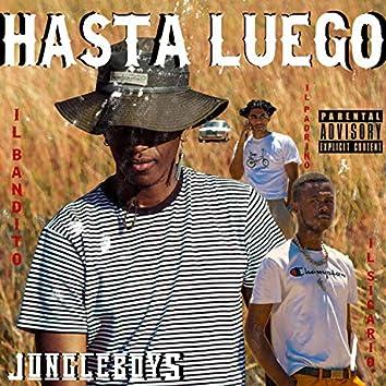 Hasta Luego (feat. Kiff Kiff & starboyodG)